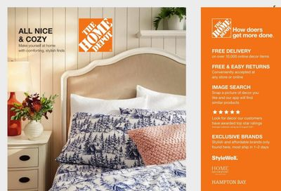 The Home Depot Weekly Ad Flyer October 21 to October 28