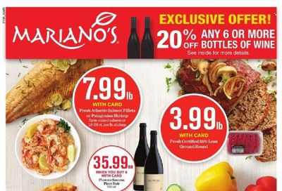 Mariano's (IL) Weekly Ad Flyer October 21 to October 28
