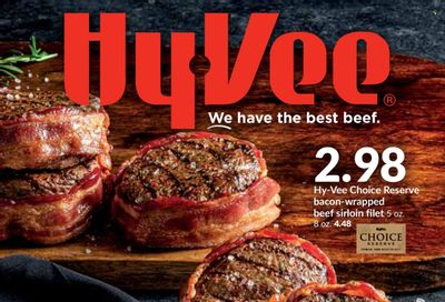 Hy-Vee (IA, IL, KS, MO) Weekly Ad Flyer October 21 to October 28
