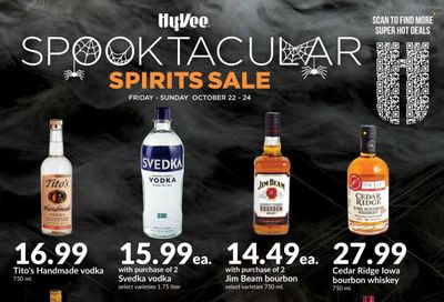 Hy-Vee (IA, IL, MN, MO, SD) Weekly Ad Flyer October 21 to October 28