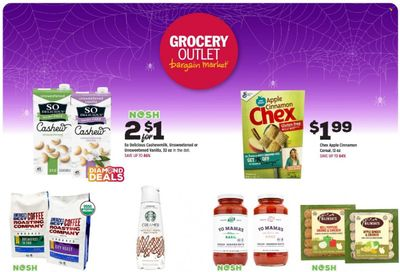 Grocery Outlet (CA, ID, OR, PA, WA) Weekly Ad Flyer October 21 to October 28