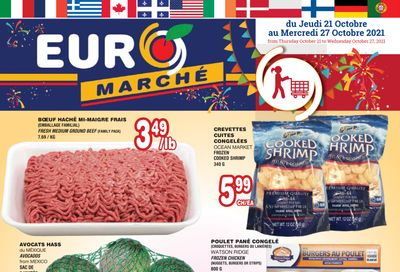 Euro Marche Flyer October 21 to 27