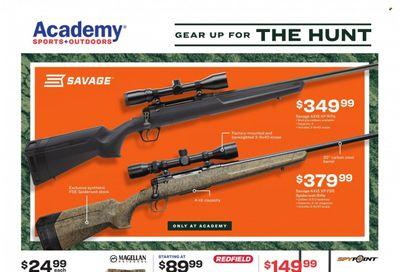 Academy Sports (AL, AR, GA, LA, MO, NC, SC, TN, TX) Weekly Ad Flyer October 21 to October 28