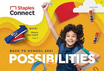 Staples Weekly Ad Flyer October 21 to October 28
