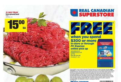 Real Canadian Superstore (West) Flyer October 22 to 28