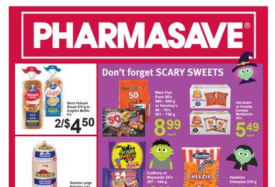 Pharmasave (Atlantic) Flyer October 22 to 28