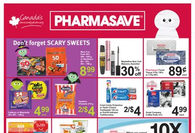 Pharmasave (ON) Flyer October 22 to 28
