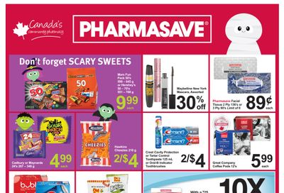 Pharmasave (West) Flyer October 22 to 28