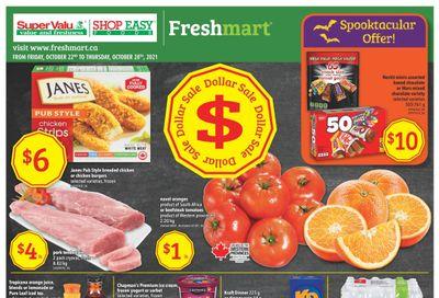 Shop Easy & SuperValu Flyer October 22 to 28