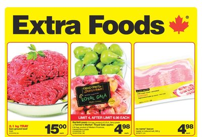 Extra Foods Flyer October 22 to 28
