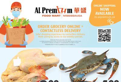 Al Premium Food Mart (Mississauga) Flyer October 21 to 27
