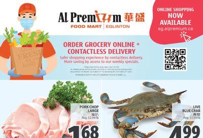 Al Premium Food Mart (Eglinton Ave.) Flyer October 21 to 27