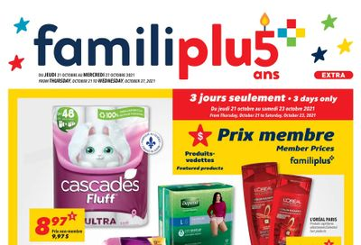 Familiprix Extra Flyer October 21 to 27