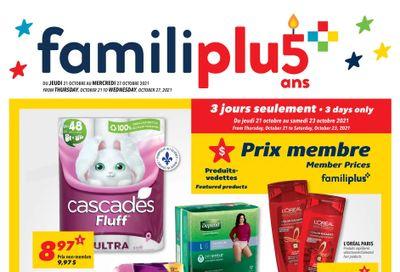 Familiprix Flyer October 21 to 27