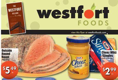 Westfort Foods Flyer October 22 to 28
