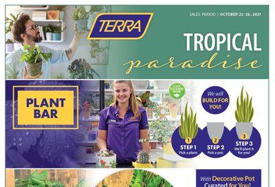 Terra Greenhouses Flyer October 22 to 28