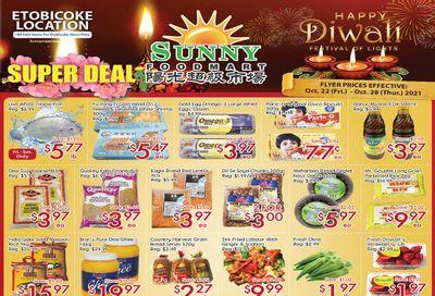Sunny Foodmart (Etobicoke) Flyer October 22 to 28