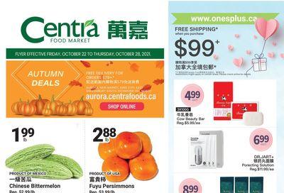 Centra Foods (Aurora) Flyer October 22 to 28