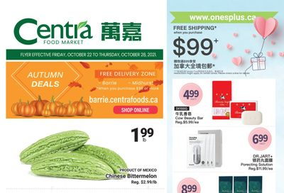 Centra Foods (Barrie) Flyer October 22 to 28