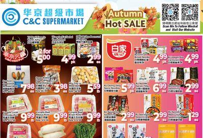 C&C Supermarket Flyer October 22 to 28