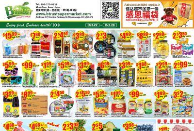 Btrust Supermarket (Mississauga) Flyer October 22 to 28