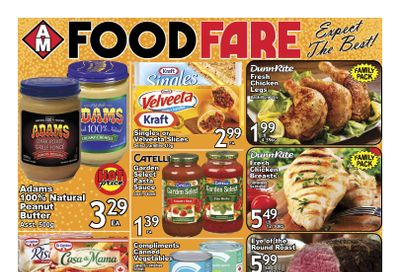 Food Fare Flyer October 23 to 29
