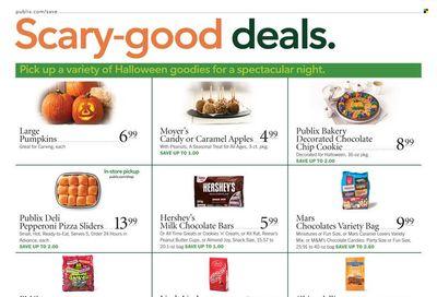 Publix (AL, FL, GA, NC, SC, TN) Weekly Ad Flyer October 21 to October 28