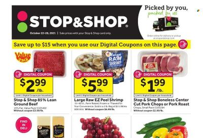 Stop & Shop (RI) Weekly Ad Flyer October 21 to October 28