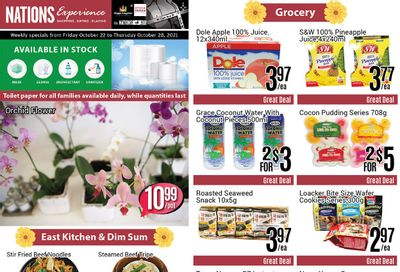 Nations Fresh Foods (Toronto) Flyer October 22 to 28