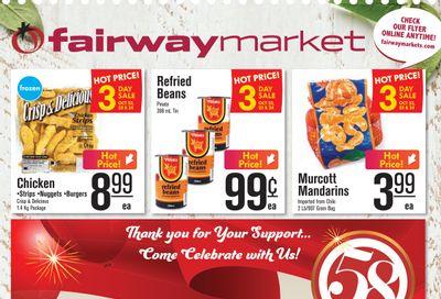 Fairway Market Flyer October 22 to 28