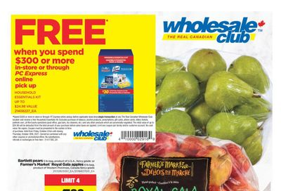 Real Canadian Wholesale Club Flyer October 22 to 28