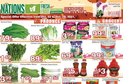 Nations Fresh Foods (Hamilton) Flyer October 22 to 28