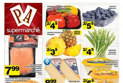 Supermarche PA Flyer October 25 to 31