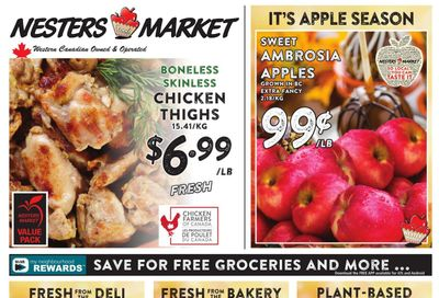 Nesters Market Flyer October 24 to 30