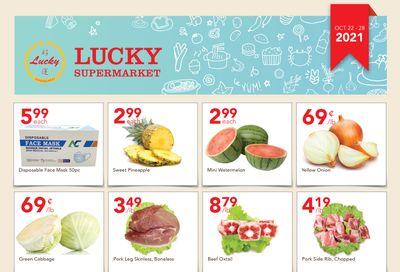 Lucky Supermarket (Winnipeg) Flyer October 22 to 28
