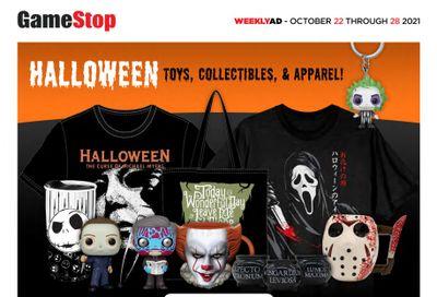 GameStop Flyer October 22 to 28