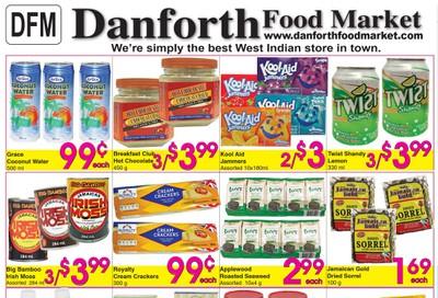 Danforth Food Market Flyer March 19 to 25