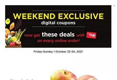 Cub Foods (MN) Weekly Ad Flyer October 23 to October 30