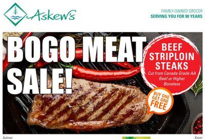 Askews Foods Flyer October 24 to 30