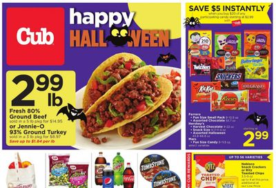 Cub Foods (MN) Weekly Ad Flyer October 25 to November 1