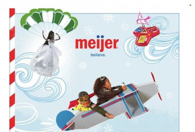 Meijer (IL, IN, KY, MI, OH, WI) Weekly Ad Flyer October 25 to November 1