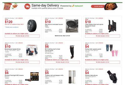 Costco (BC, AB, SK & MB) Weekly Savings October 25 to November 7