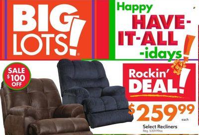 Big Lots Weekly Ad Flyer October 25 to November 1
