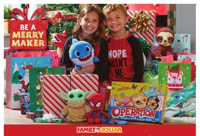 Family Dollar Weekly Ad Flyer October 25 to November 1