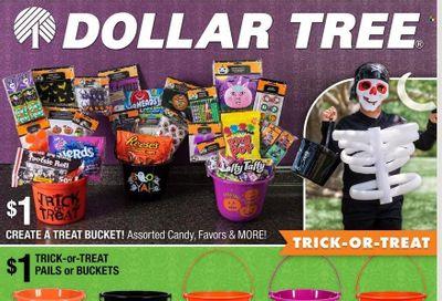 Dollar Tree Weekly Ad Flyer October 25 to November 1