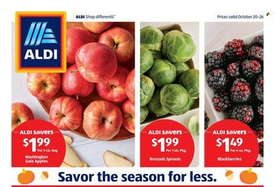 ALDI (OK) Weekly Ad Flyer October 25 to November 1