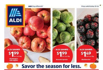 ALDI (TX) Weekly Ad Flyer October 25 to November 1