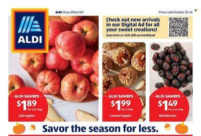 ALDI (IA, IL, MO) Weekly Ad Flyer October 25 to November 1