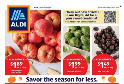 ALDI (GA, IL, SC) Weekly Ad Flyer October 25 to November 1