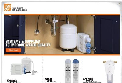 The Home Depot Weekly Ad Flyer October 25 to November 1